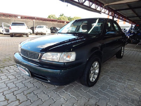 Toyota Corolla Xei 1.8 2001 Verde Gasolina