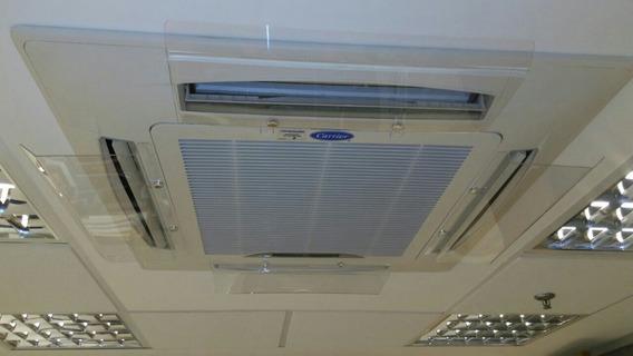Defletor De Acrílico Para Ar Condicionado Cassete
