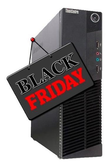 Pc Lenovo M92p Sff Core I5-3470 3º 4gb Hd 320gb Black Friday