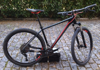 Bicicleta Cube Ltd Pro 2017 Aro 29 Limited Edition