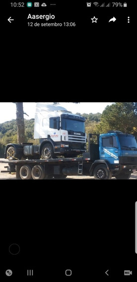Mb 1718 Truck Plataforma