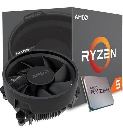 Pc Gamer Ryzen 5 2600 Leiam A Descrição!!!