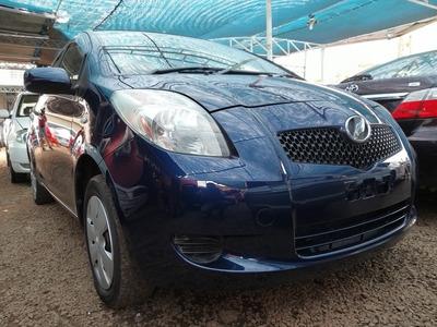 Toyota Vitz Nuevo Modelo