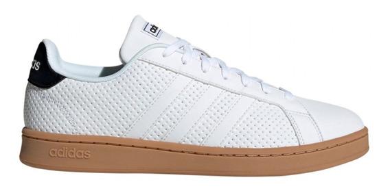 Adidas Suela Marron - Zapatillas Adidas Blanco en Mercado ...