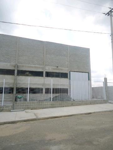Galpão Comercial Para Locação, . - Ga0210