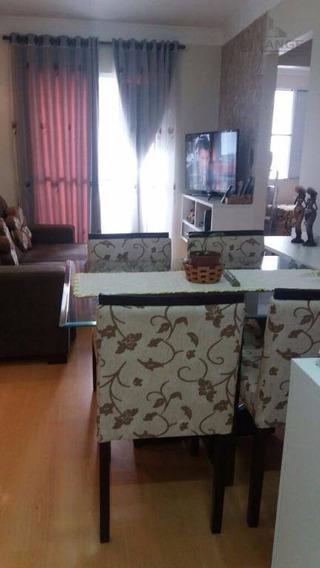 Apartamento Com 2 Dormitórios À Venda, 44 M² Por R$ 225.000,00 - Parque Prado - Campinas/sp - Ap15053