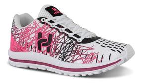 Tênis Feminino Super Leve Spider Caminhada Academia Original