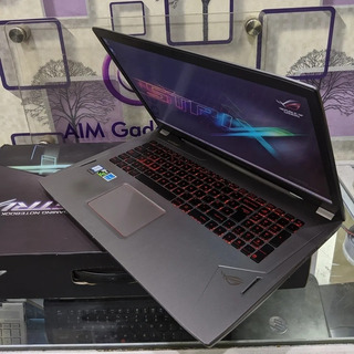 Asus Rog Gl702vs Gtx1070 1tb Hdd I7700hq 24gb 256ssd