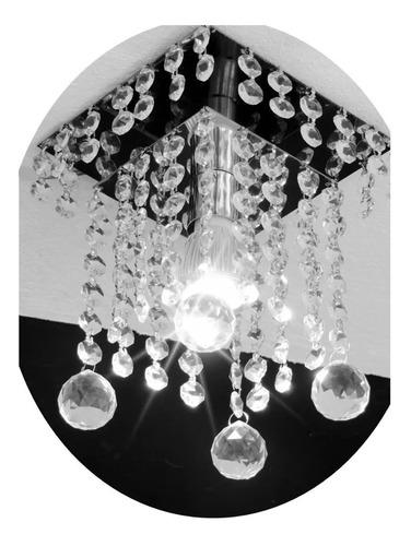 Imagem 1 de 4 de Lustre Cristal Legítimo  Promoção E27 Preço De Fabrica