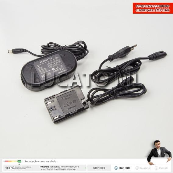 Eliminador Bateria Canon 5dmk2 6d 7d 60d Cabine Fotográfica