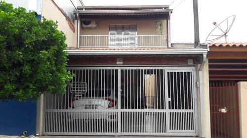 Casa Com 3 Dormitórios À Venda, 150 M² Por R$ 380.000,00 - Jardim Morada Do Sol - Indaiatuba/sp - Ca11572