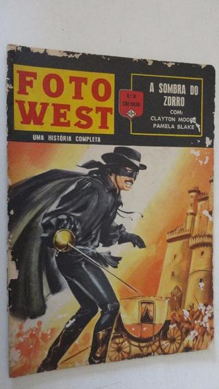 Foto West Nº 31 A Sombra Do Zorro
