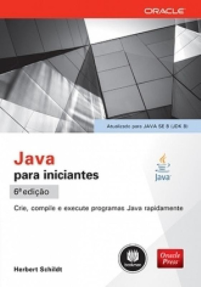 Java Para Iniciantes - Bookman