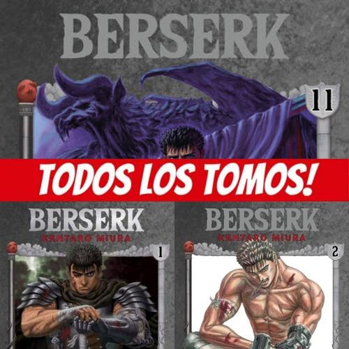 Imagen 1 de 7 de Berserk  - Manga - Panini Seinen Kentaro Miura