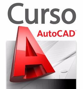Curso Autocad Videoaulas + Apostilas + Blocos