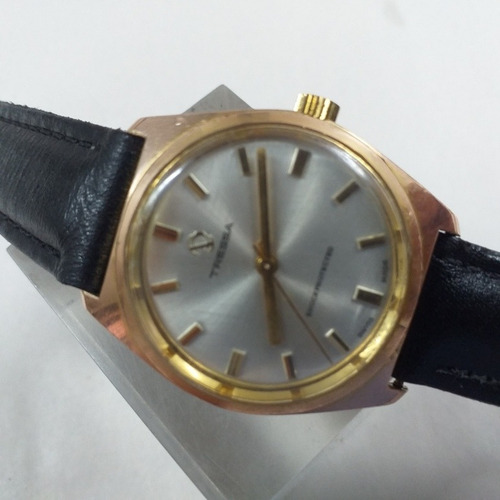 Relógio Tressa Vintage A Corda Anos 55/60