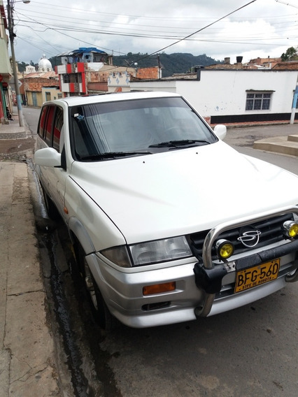 Ssangyong Musso Musso