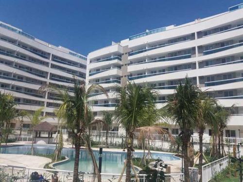 Imagem 1 de 11 de Apartamento-à Venda-recreio Dos Bandeirantes-rio De Janeiro - Svap30057