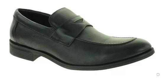 Sapato Ferracini Em Couro - 3486