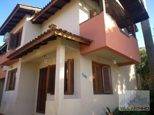 Casa Com 3 Dormitórios À Venda, 121 M² Por R$ 450.000,00 - Vila Conceição - Porto Alegre/rs - Ca0701