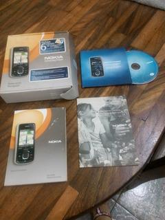 Caja Manual Navigator Nokia 6210