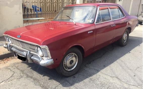 Chevrolet/gm Opala 1970/1970 Raridade