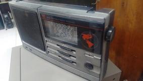 Radio Portátil Antigo. Tecno Sound.