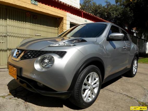 Nissan Juke Mecánica