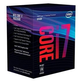 Processador Intel Core I7 Hexa Core De 3.7ghz Com Cache 12mb