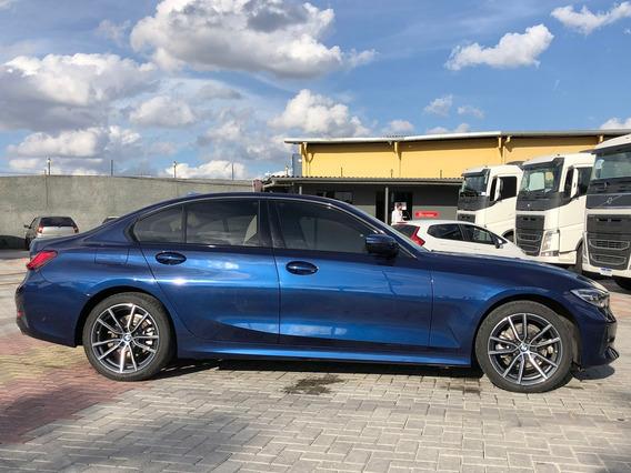 Bmw 320i 2020 2.0 Azul 5p Automática=serie 7 X5 Sport
