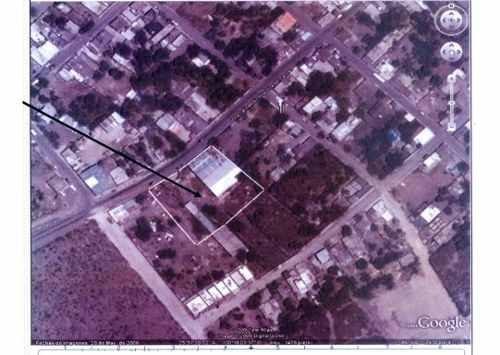 310202-cbr-bodega En Renta En Col. La Clavellina En Salinas Victoria Nuevo Leon