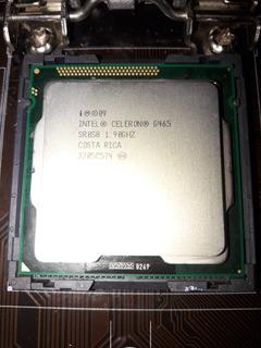 Procesador Intel® Celeron® G465