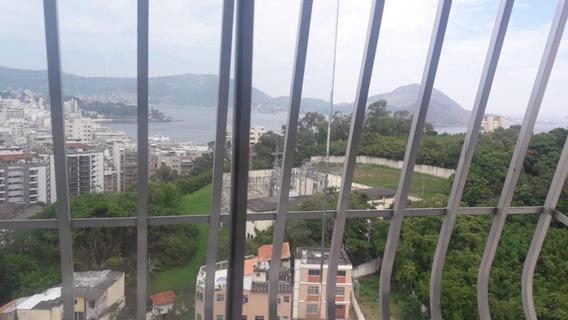 Apartamento Em Ingá, Niterói/rj De 65m² 2 Quartos À Venda Por R$ 260.000,00 - Ap542847