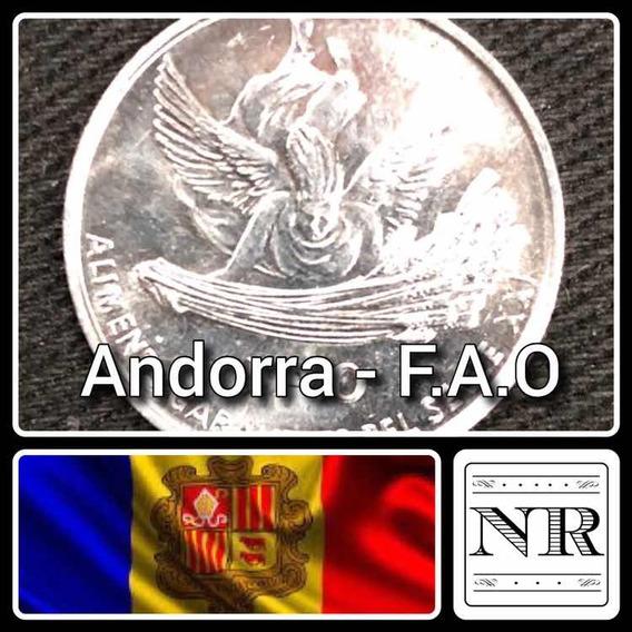 Andorra - Año 1999 - 1 Centim - Km # 171 - F.a.o