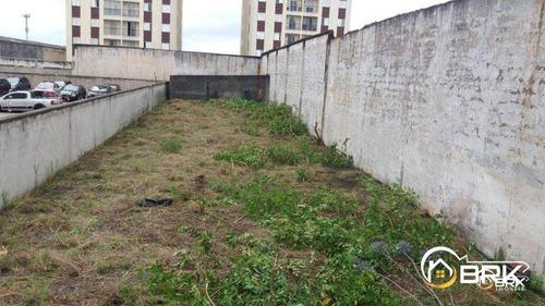 Ótimo Terreno Na Vila Formosa - Te0145