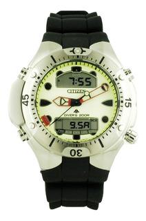 Reloj Citizen Jp1060-01w Aqualan Agen Ofici Envio Gratis Co