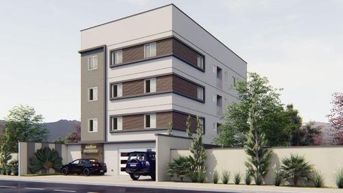 Apartamentos Com 2 Dormitórios À Venda, 51 M² Por R$ 180 Mil- Nova Cerejeiras - Atibaia Sp - Ap0142