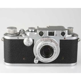 Câmera 35mm Leica Iii C/f Com Elmar 50mm F3.5