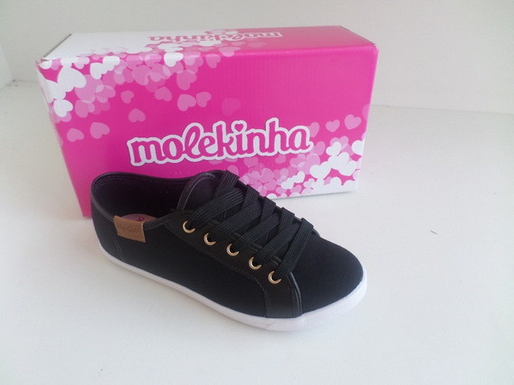 Tênis Infantil Feminino Ref-2097.316 Molekinha