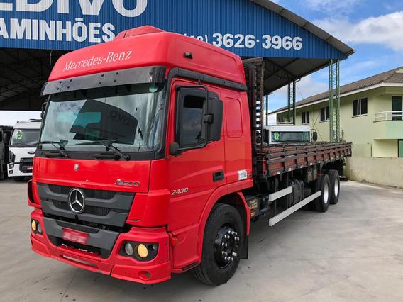 Mercedes Benz Atego 2430
