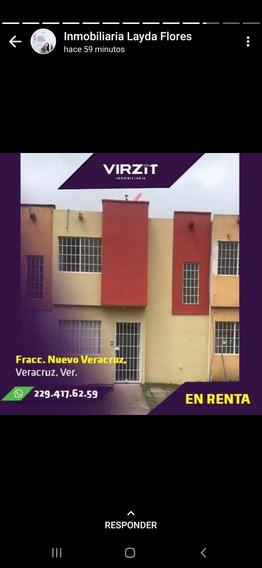 Casa De 2 Recámaras En Fraccionamiento Cerrado Vigilancia