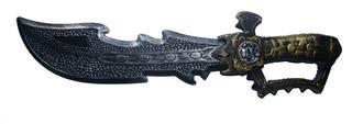 Espada Fantasia De Pirata Jack Caribe 47 Cm