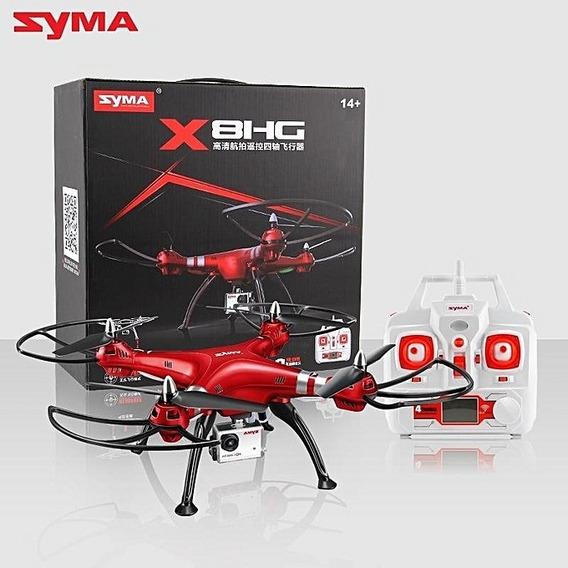 Drone Syma X8hg Camera Full Hd 8.0mp Sistema Altitude Holder