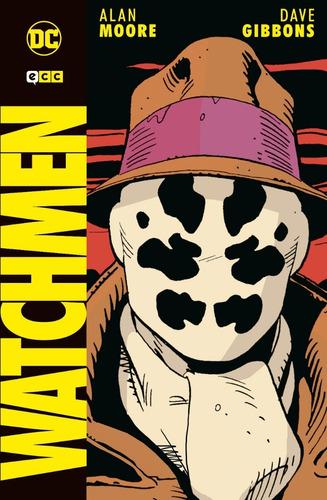 Imagen 1 de 4 de Comic, Dc, Watchmen De Alan Moore / Tapa Dura / Ecc