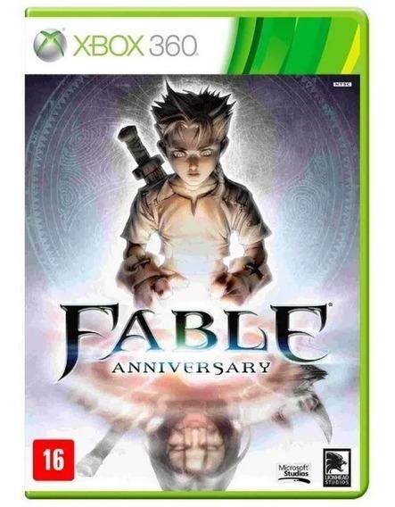 Fable Anniversary - Xbox360 - Novo