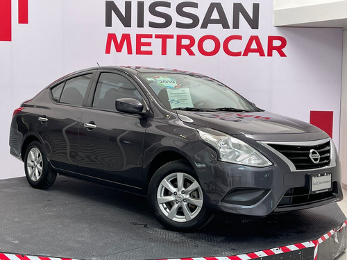 Imagen 1 de 15 de Nissan Versa Sense  2019