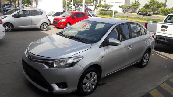 Toyota Yaris Sedan Core Ta 2017
