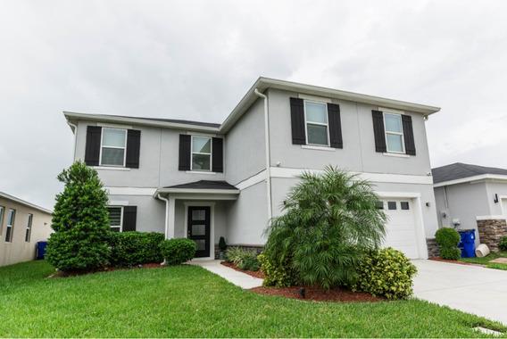 Casa En St. Cloud, Florida Con Fácil Acceso A La Turnpike