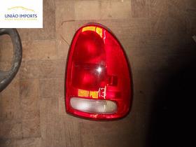 Lanterna Traseira Gran Caravan 97/99 Lado Direito Nº13
