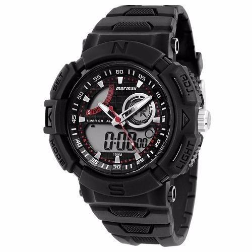 Relógio Mormaii Masculino Esportivo Mo1069/8p.